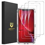 UNBREAKcable Panzerglas für iPhone XR und iPhone 11 [3 Stück] Schutzfolie, 9H Härte...