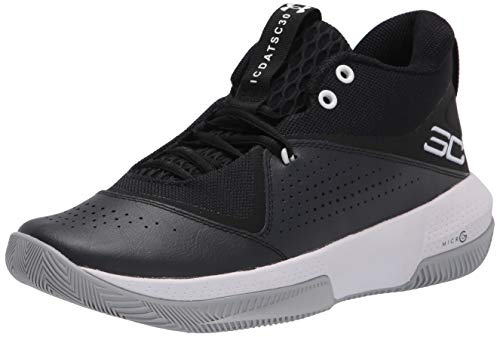 Under Armour Men's SC 3ZER0 IV, Black, 12.5 M US