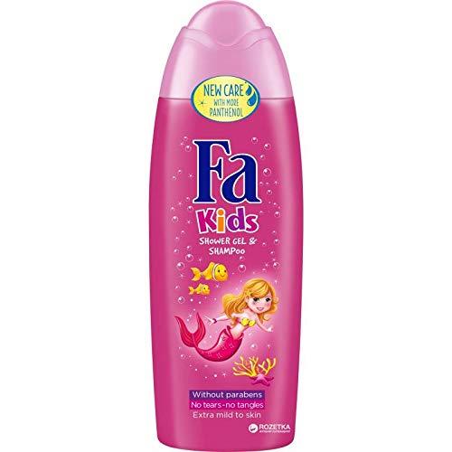 FA KIDS - Gel Douche 2en1 - Sweet Berry Scent - 250ml