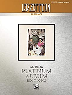 Led Zeppelin -- Coda Platinum Drums: Drum Transcriptions (Alfred's Platinum Album Editions) Paperback October 15, 2010