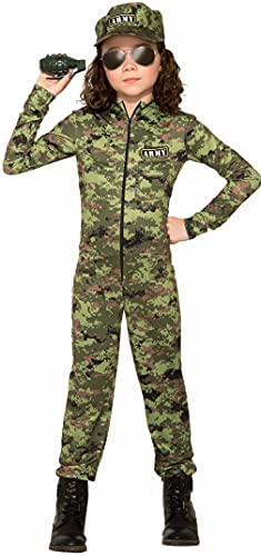 Childrens military costume _image2