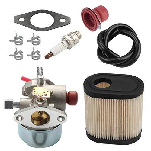 BLTR Carburador con Filtro de Aire Tune UP for Toro 20016 20017 20018 20012 20070 Cortasetos reemplazo de la tubería de Combustible Kit de la Manguera De Confianza