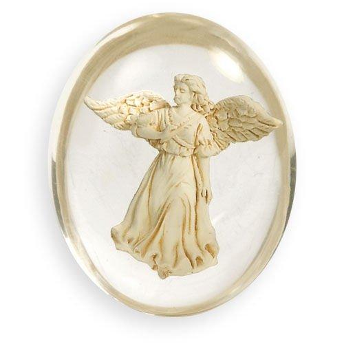 天使之星8706治疗天使忧虑石,1-1/2英寸