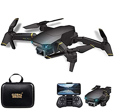 Drone with Camera 4K Camera Optical Flow Mode Dual Camera Auto Return Home Gravity Sensor, Headless Mode 3D Flip RC Quadcopter for Adults Kids Outdoor GD89 PRO