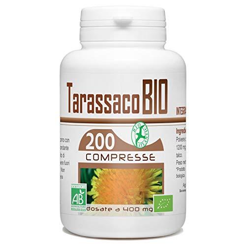 Tarassaco Bio - 400 mg - 200 compresse