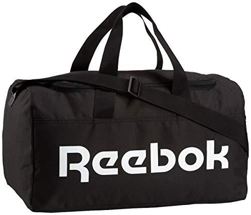 Reebok Black Duffle/Grip