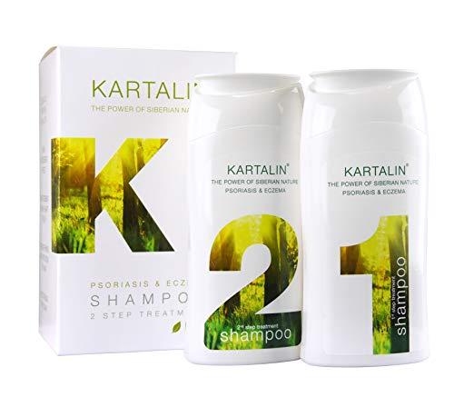 Kartalin 2-Step Shampoo Psoriasis und Eczema Shampoo