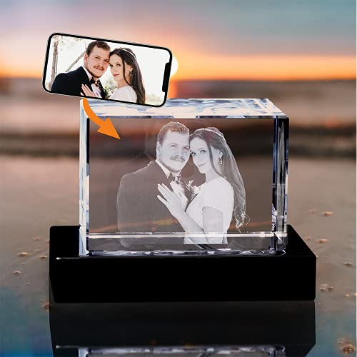 Crystal Impressions Customized Crystal Photo Picture