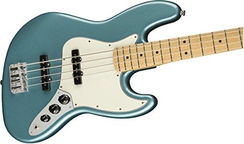 Fender Player Jazz Electric Bass Guitar - Maple Fingerboard - Tidepool