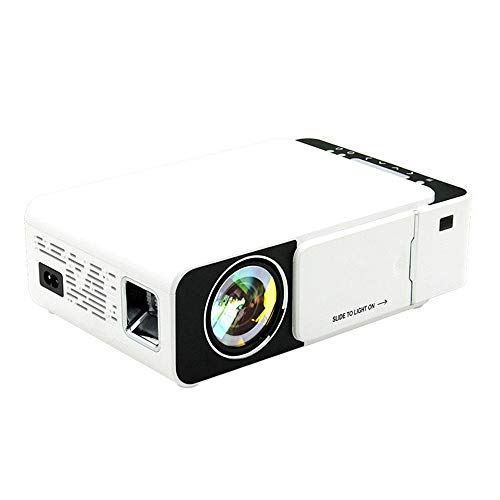 Find Cheap Limaomao Projector Mini Portable LED Projector 100 ANSI Lumens 800x480 1080P Projector Ho...