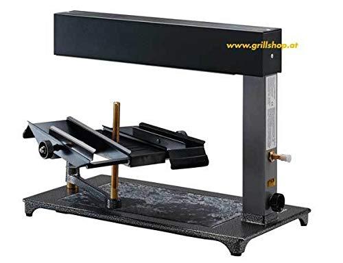 TTM Brio Gasgrill Raclette inkl. Schlauch und Regler 25 bis 50 mbar