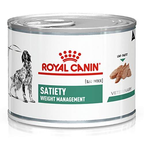 Royal Canin Satiety Weight Management Hund 12x195 g Nassfutter Dose