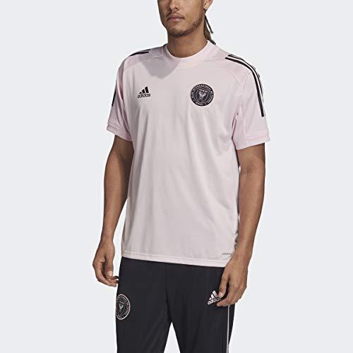 adidas Inter Miami CF Training Jersey Men's, Pink, Size 2XL