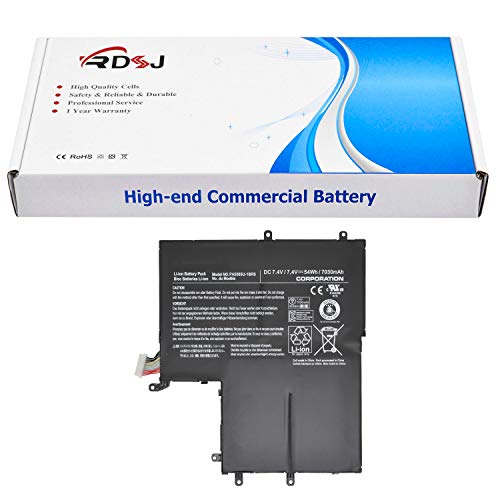 PA5065U-1BRS PA5065U Laptop Battery for Toshiba Satellite U845W U840W-S400 P000561920 G71C000EH110 7.4V 54Wh