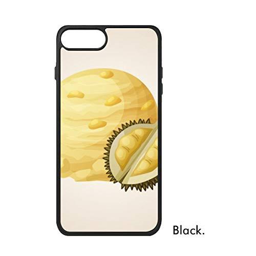 DIYthinker Gelb Durian EIS Ball EIS am Stiel für iPhone 8/8 Plus-Hüllen phonecase Apple-Abdeckungs-Fall-Geschenk iPhone 8-Fall