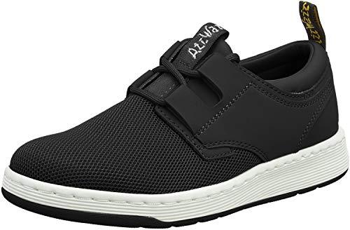 Dr. Martens - - Unisex-Erwachsene Evade Ghillie Sneakers, 36 EUR, Black