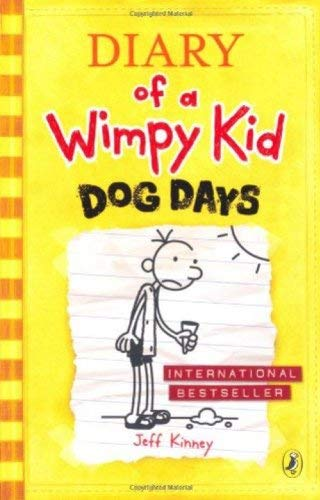 Diary of a Wimpy Kid book 4: Dog Days (2011)