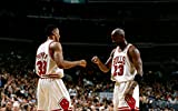 Chicago Bulls Poster auf