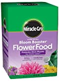 Scotts Miracle Gro 146001 Bloom Booster, 10-52-10, 4-Lb. - Quantity 3