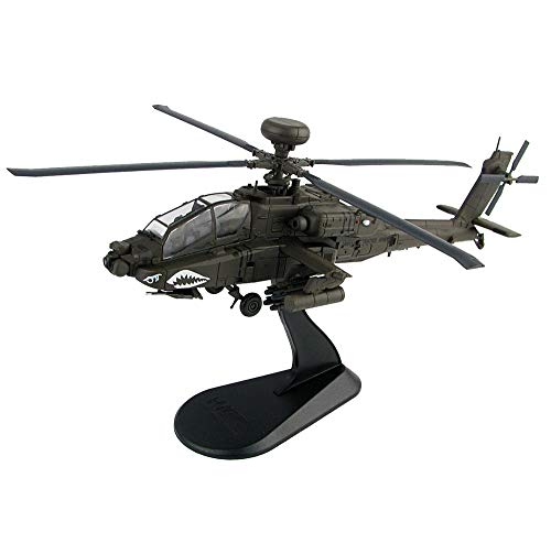 EP-Toy 1/72 Scala Militare Boeing AH-64D Longbow Elicottero 1St Attacco Recon US Army Modello della Lega di Adulti Regalo, 9.8Inch X 7,1 inch