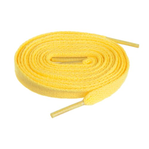 Top 10 best selling list for flat yellow shoe laces