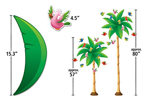 Teacher Created Resources Tropical Trees Bulletin Board (5859) Photo #3