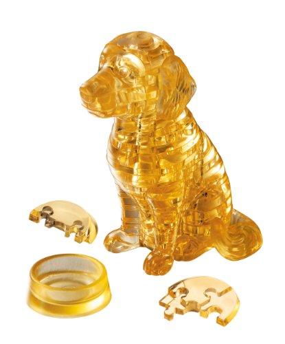 Crystal Golden Retriever Puzzle 40 piece (japan import)