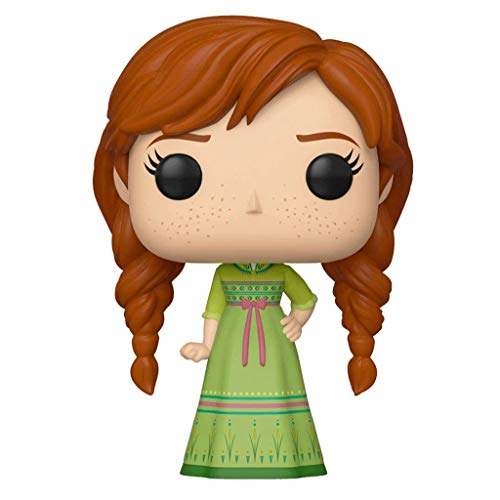 Funko Pop Movies : Frozen 2 - Anna#595 3.75inch Vinyl Gift for Anime Fans SuperCollection