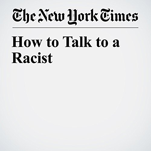 How to Talk to a Racist audiobook cover art