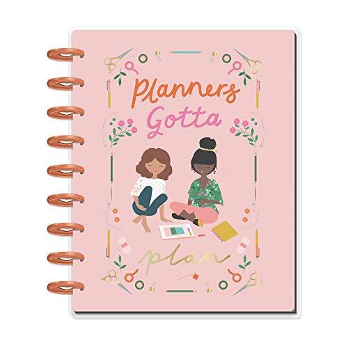 Klassischer Vertikaler Happy Planer – Squad Goals Planner's Gotta Plan – 18 Monate