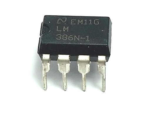 Save %39 Now! 20 Pieces LM386N-1 LM386N LM386 Low Voltage Audio Power Amplifier