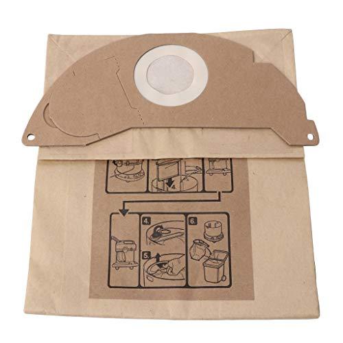 Universal Staubsaugerbeutel Papier Staubbeutel Ersatz für Kärcher MV2
