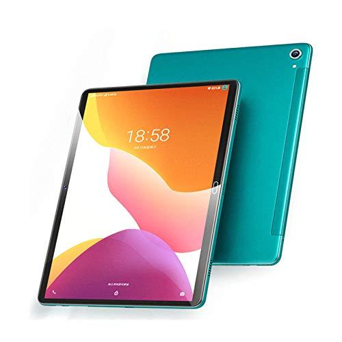 LORIEL 10.8 Pulgadas 5G Tablet PC, Desbloqueo De Reconocimiento Facial/Dual Banda 5G WiFi/Tarjeta Dual Dual Máquina De Aprendizaje De Espera para Niños, HD Android 9.0 Tablet PC,4G+32G