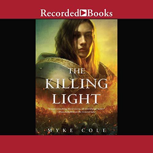 The Killing Light audiobook cover art