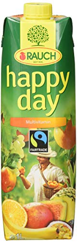 Rauch Happy Day Multivitamin Fairtrade, 12er Pack (12 x 1 l)