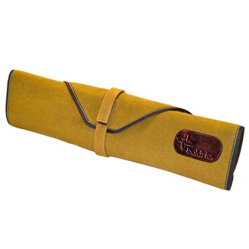 6 Pocket Knife Roll Bag (Khaki)