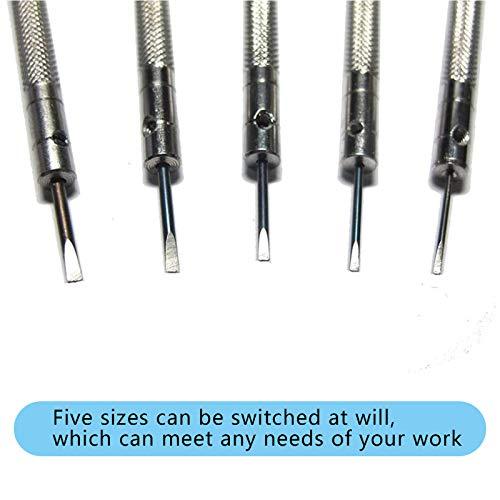 Watch Repair Tools Screwdrivers Set - Watch Band (5pcs)