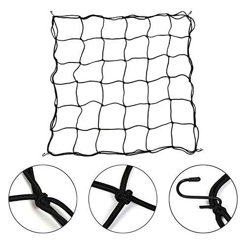Che Bean Practical Tents Plant Farm Fence Trellis Home Elastic Netting Mesh Steel Hooks Flexible Garden Knitting60x60cm