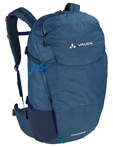 VAUDE Prokyon Zip 28 Sac à Dos spacieux pour la randonnée et Les activités de Plein-air Mixte Adulte, Baltic Sea