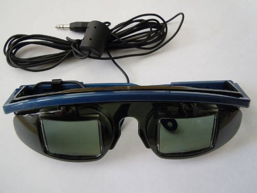 For Sale! 3D Wired LCD Shutter glasses- 100 Pack for 3D Viewing with most DLP Projectors or CRT TV's...