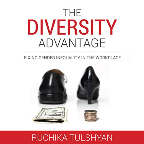 The Diversity Advantage audiobook cover art