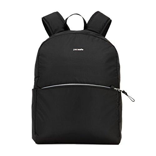 PacSafe Stylesafe Anti-Theft Sac à Dos Loisir, 37 cm, 12 L, Black 100