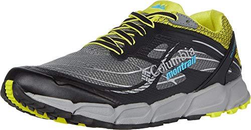 Columbia Herren Caldorado III Trailrunning-Schuh, Grau (Ti Grey Steel, 033), 40 EU