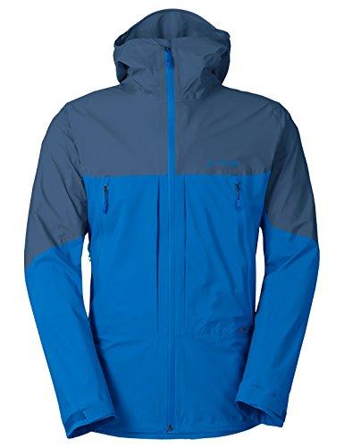 VAUDE Herren Croz 3L Jacket II Jacke, Radiate Blue, M