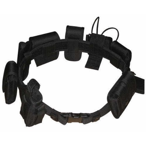 Eidoct Tactical Gürtel Outdoor Multifunktional Tactical Belt Security Police Guard Utility Kit