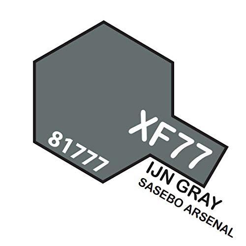 Tamiya America, Inc Acrylic Mini XF77, IJN Gray, TAM81777