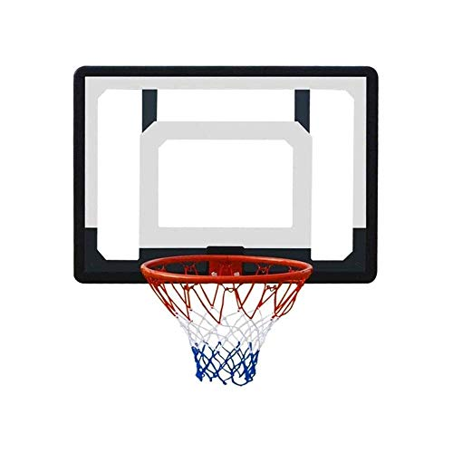 Aro de Baloncesto al Aire Libre con Tablero de Baloncesto Colgante de Ocio para Adultos y niños