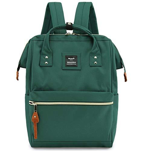 Himawari Laptop Backpack Travel Backpack With USB Charging Port Large Diaper Bag Doctor Bag School Backpack for Women&Men(9001-FUGL)