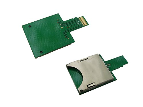 Kalea Informatique© – Adattatore SD SDHC SDXC SD 3.0 a MicroSD – per computer, GSM, macchina fotografica ecc.