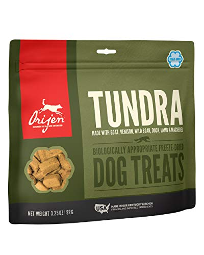 Orijen Dog Treat Freeze Dried - Tundra - 42,5 g